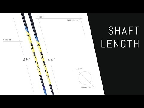 Is a Shorter Driver Shaft Better for your Game?
