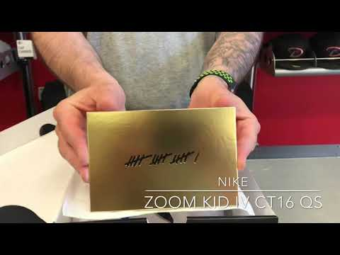"Nike Zoom KD IV CT16 QS UnBoxing ""Thunder Struck"" #BXSports #TheBronx"