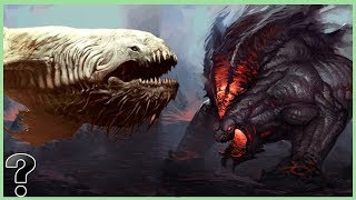 What If The Leviathan Fought The Behemoth?