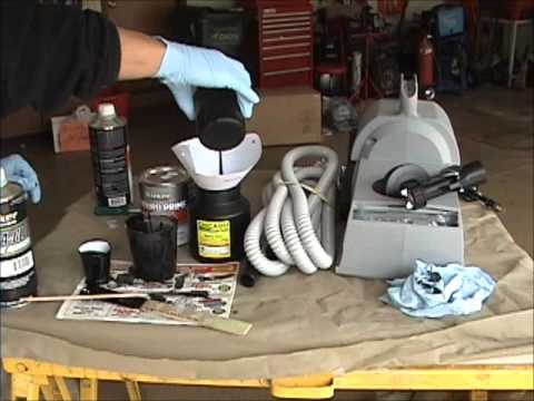 Harbor Freight HVLP #44677(Chicago Electric Power Tools) Review