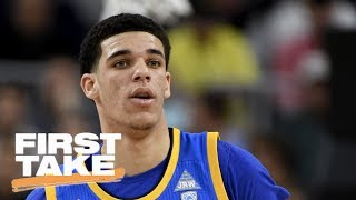is lonzo ball the right player for lakers first take june 16 2017