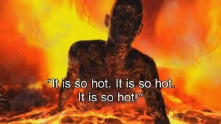 Muhammad Has a Message For His Followers of Islam When Pastor Sees Him Burning In Hell Fire