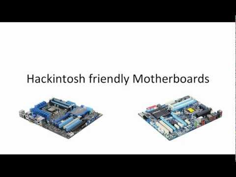 Hackintosh tutorial - 4 - Compatible Motherboards , Desktops , Laptops , ASUS and Gigabyte