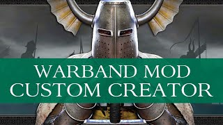 Custom Character Creation Warband Mod Gameplay Walkthrough (special Feature)