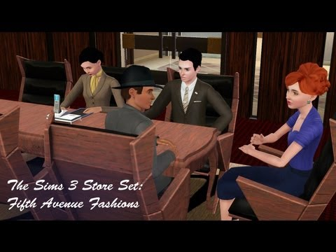The Sims 3 Store Set Review and Critique--