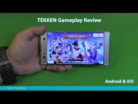 TEKKEN Android Gameplay Review