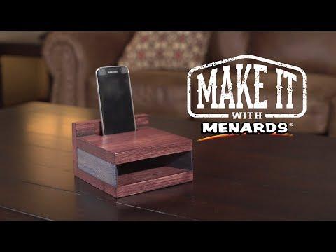 Passive Speaker - Make It With Menards