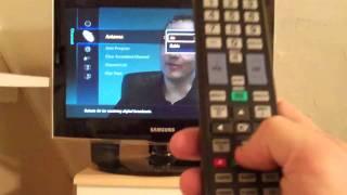 "Product Review: Samsung 19"" LED-TV (22"" similar model, LCD display, LED backlit)"