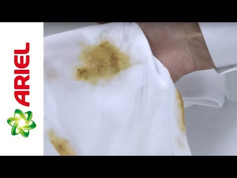 How to Remove Poop Stains from Clothes - Ariel