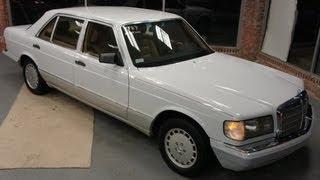 1990 Mercedes benz 300 E review