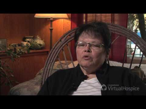 Bev: Dying away from home: Comfort and support for patient and family HD