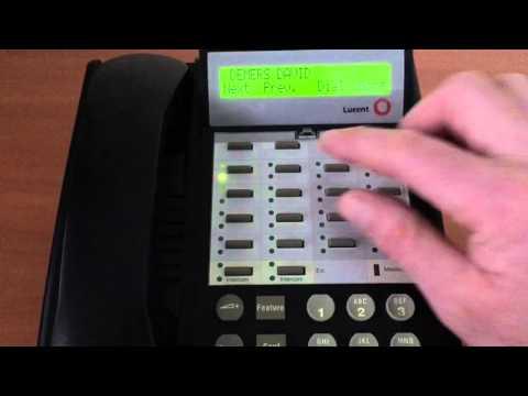 Caller ID Log - Partner ACS
