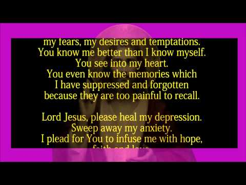 POWERFUL PRAYER TO ERASE BAD MEMORIES AND LIFT CURSES