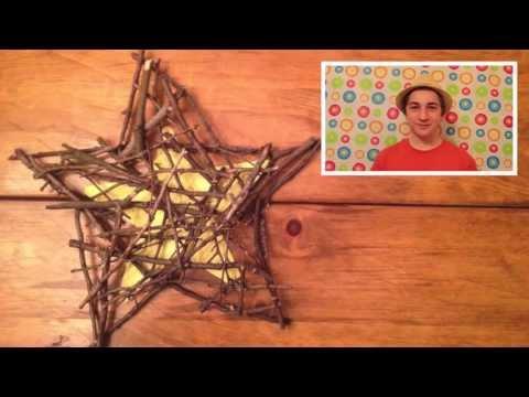 Let's Make Twig Art - Craft