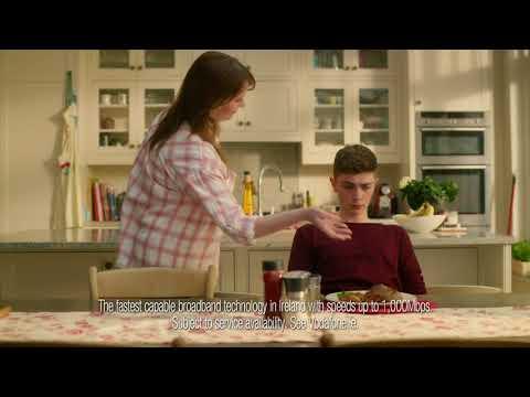 Vodafone Gigabit Broadband - Recipes