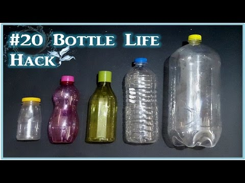 20 Awesome Ideas With Plastic Bottle
