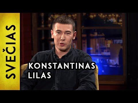 """Xxx Mp4 """"Ne Selo Nebus Bus Viskas"""" – Konstantinas Lilas Laikykitės Ten Pokalbiai 3gp Sex"""