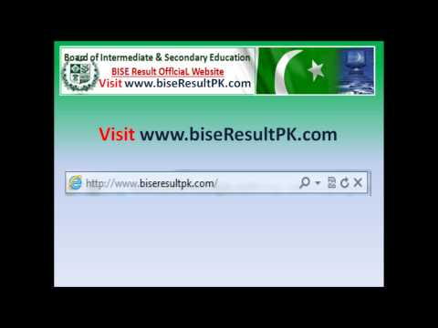 biselahore.com 9th Class Result 2014 SSC 1 Result 2014 BISE Lahore Board