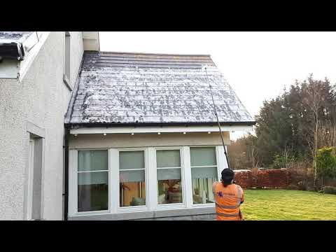 Roof Cleaning Maryculter Aberdeen Algo Clear Pro Application