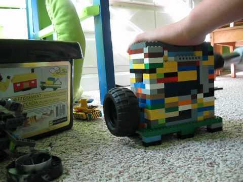 Lego engine (air powered)