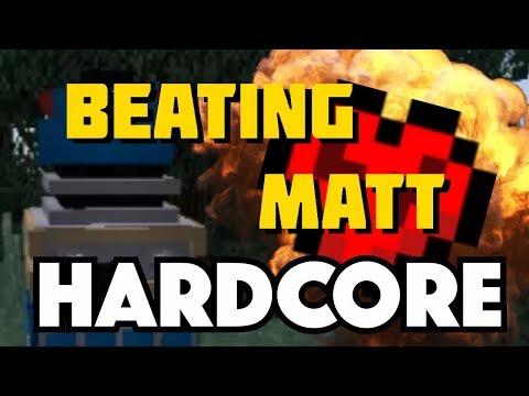RedDash Hardcore Survival Live (RIP MATT)