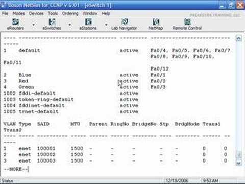 Cisco CCNA Videos - Inter-VLAN Routing