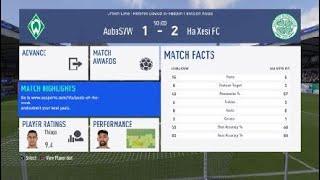 Xesi vs Mo_Aubameyang FUT Rivals