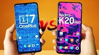 OnePlus 7 vs Redmi K20 Pro - THIS WAS SO CLOSE!!!