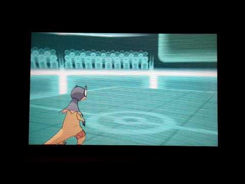 Pokemon X and Y Wifi Battle: Goku's Team Arceus