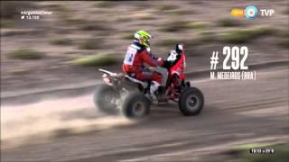 Rally Dakar 2016 - Etapa 5 - Cuatriciclos