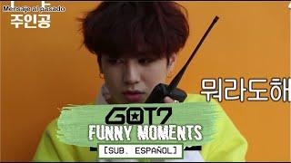 GOT7 Funny Moments 3 [SUB. ESPAÑOL]