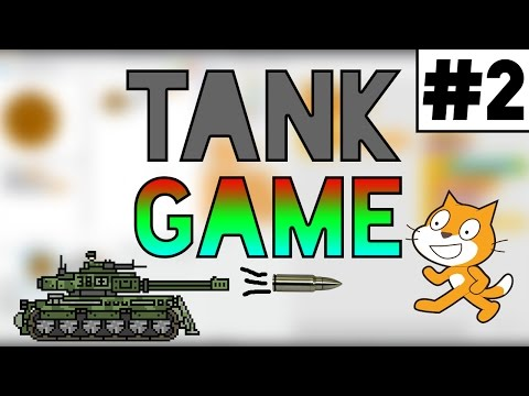 Scratch Tutorial: How to Create an Awesome Multiplayer Tank Game! Part 2