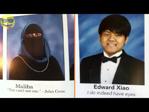 Funniest Yearbook Quotes of All Time