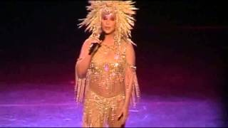 Cher - Talking To Audience