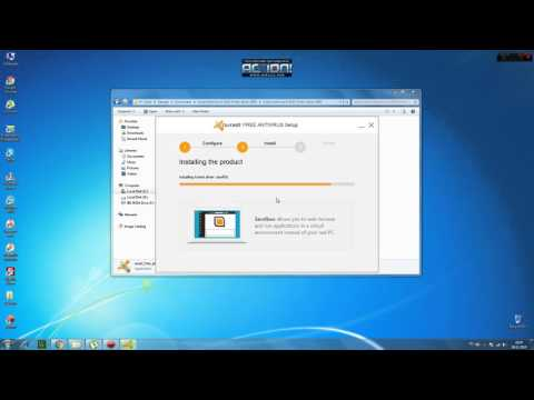 Avast! Free Antivirus Tutorial - How to download, Install and Register 9.11.2015