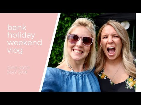 Bank Holiday Mum Life | Sisters 30th Birthday |  Surprise Visitor | Slip and Slide Fun