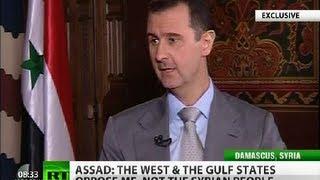 Assad to RT: