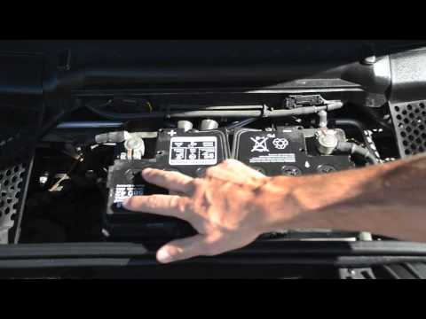 Strong Porsche: Battery Care on The Porsche 911 Carrera