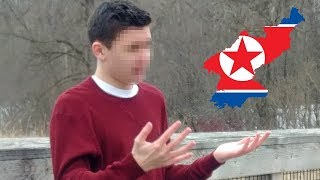 Time Traveler Noah Reveals Future of North Korea