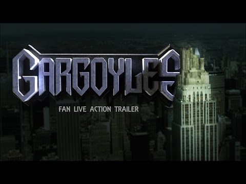 Disney's Gargoyles: Live Action Movie - Fan Teaser Trailer