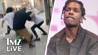 A$AP Rocky's Attacker Won't Be Charged | TMZ Live