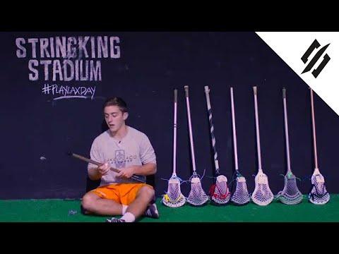 Lacrosse Stick Taping | Kevin Rice & Nick Galasso | StringKing Lacrosse