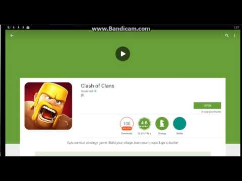 how to play clash of clans on laptop