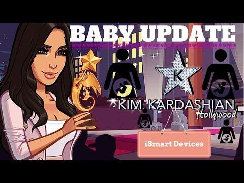 Kim Kardashian Hollywood | Baby Update | + Name Reveal