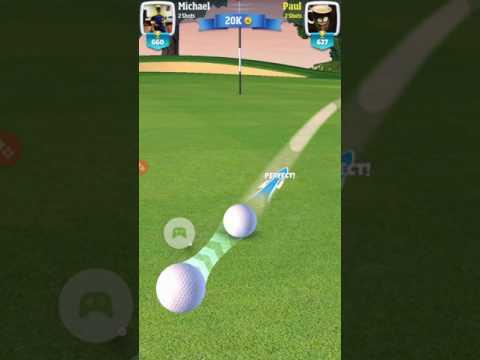 Explain this one Golf Clash?