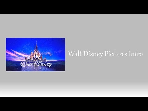 Walt Disney Pictures Intro Piano Cover With Sheet Music