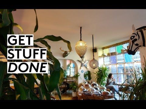HOW TO GET STUFF DONE | 5 TIPS