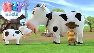 Señora Vaca - Canciones dela Granja - HeyKids.es