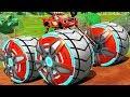 Blaze Power Tires - Blaze & the Monster Machines Transformer Into Falcon - Nickelodeon Kids Games mp3