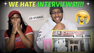 """TheOdd1sOut """"My Thoughts on Job Interviews"""" REACTION!!"""